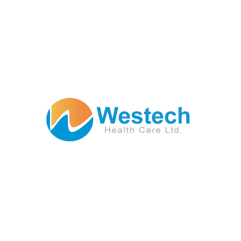Logo Design by Private User - Entry No. 31 in the Logo Design Contest Creative Logo Design for Westech Health Care Ltd..