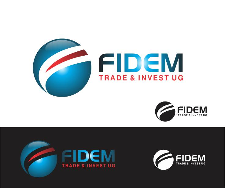 Logo Design by ronny - Entry No. 654 in the Logo Design Contest Professional Logo Design for FIDEM Trade & Invest UG.