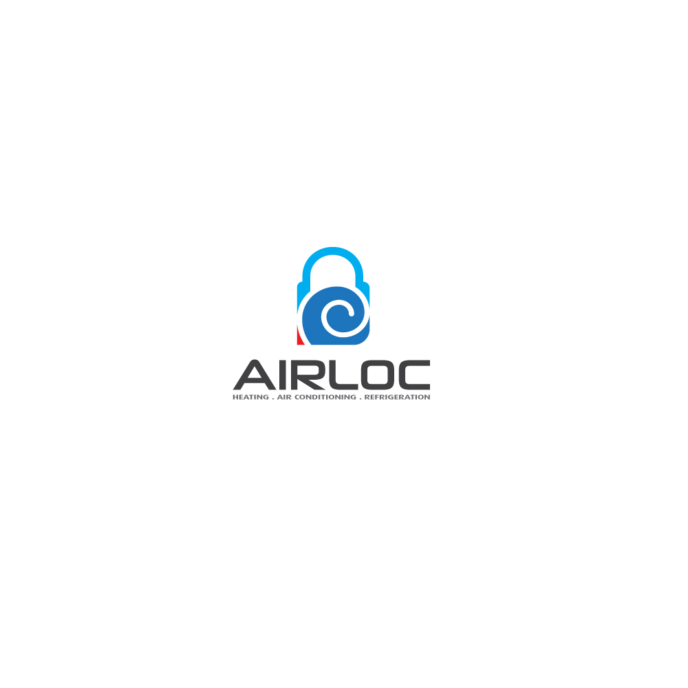 Logo Design by danelav - Entry No. 37 in the Logo Design Contest Airloc Logo Design.