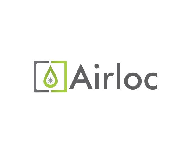 Logo Design by ronny - Entry No. 39 in the Logo Design Contest Airloc Logo Design.