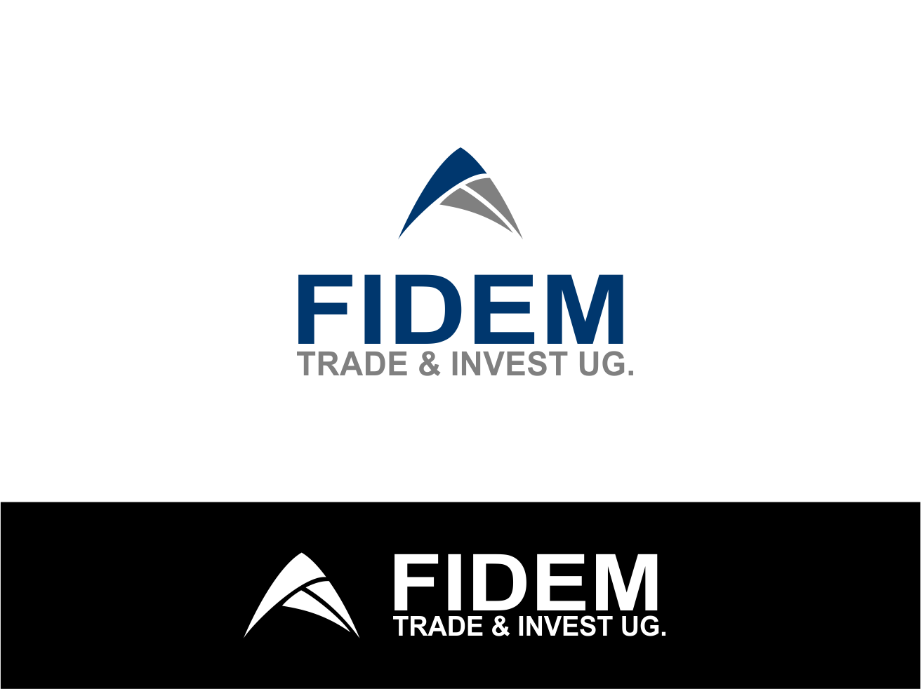 Logo Design by Agus Martoyo - Entry No. 674 in the Logo Design Contest Professional Logo Design for FIDEM Trade & Invest UG.