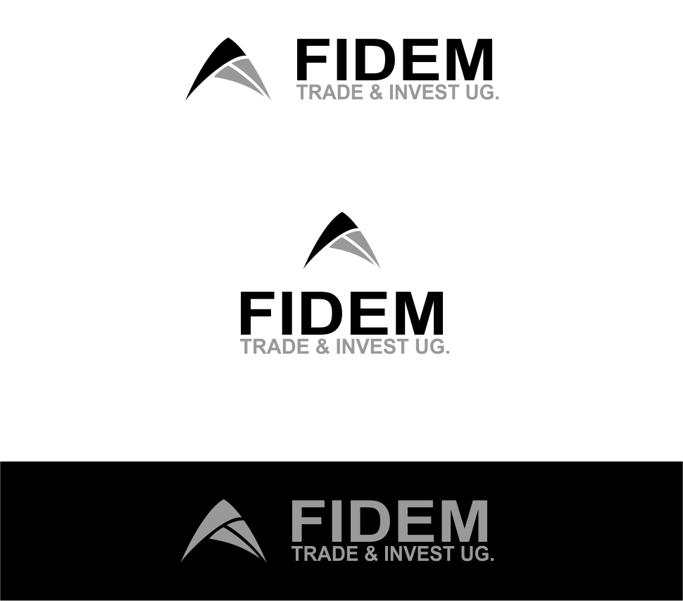 Logo Design by Agus Martoyo - Entry No. 675 in the Logo Design Contest Professional Logo Design for FIDEM Trade & Invest UG.