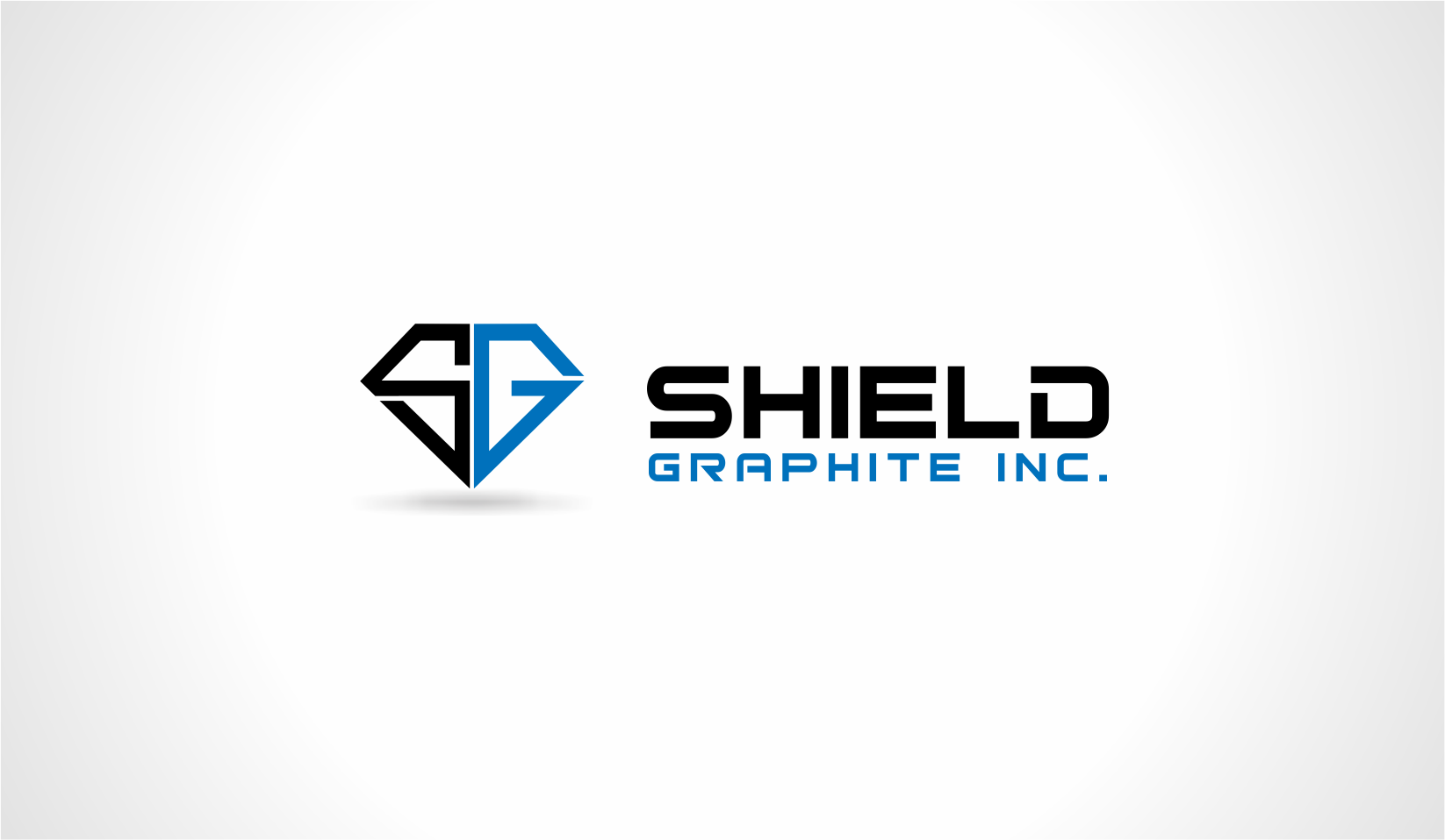 Logo Design by Muhammad Aslam - Entry No. 111 in the Logo Design Contest Imaginative Logo Design for Shield Graphite Inc..