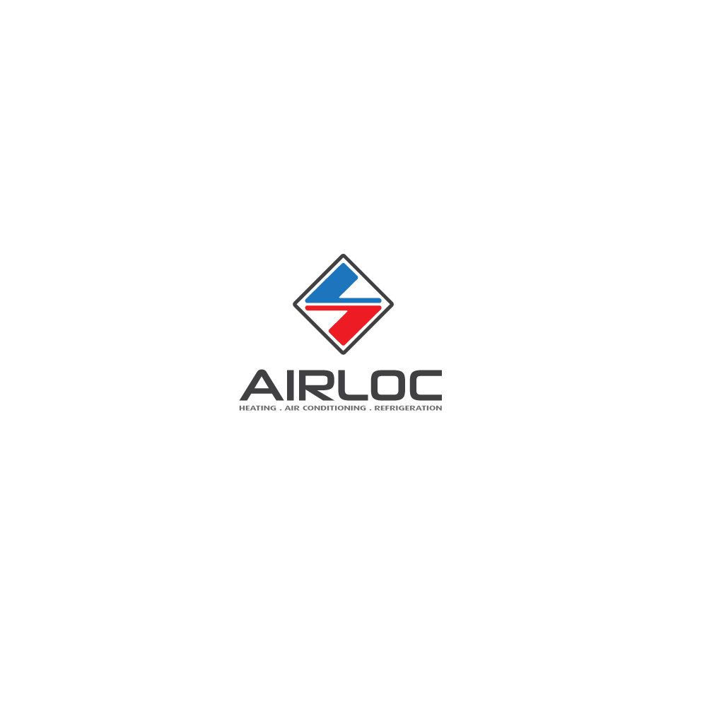 Logo Design by danelav - Entry No. 44 in the Logo Design Contest Airloc Logo Design.