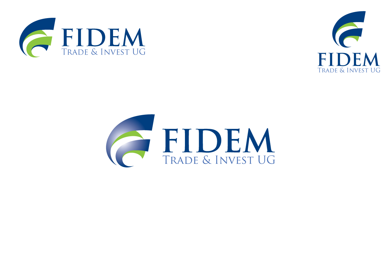 Logo Design by Severiano Fernandes - Entry No. 678 in the Logo Design Contest Professional Logo Design for FIDEM Trade & Invest UG.