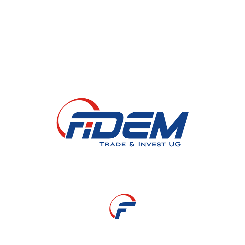 Logo Design by graphicleaf - Entry No. 680 in the Logo Design Contest Professional Logo Design for FIDEM Trade & Invest UG.