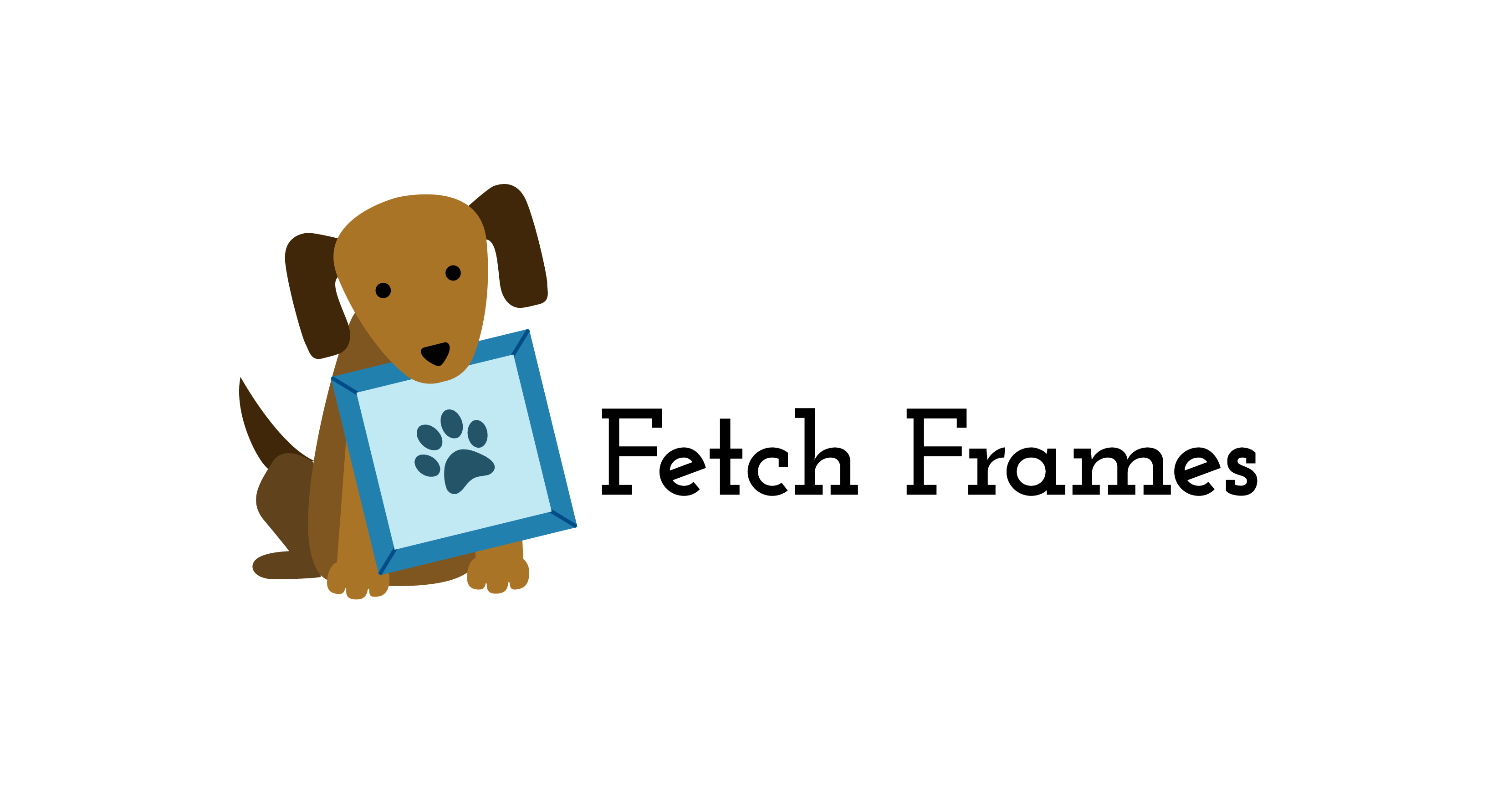 Logo Design by Ryan Budd - Entry No. 1 in the Logo Design Contest New Logo Design for FetchFrame.