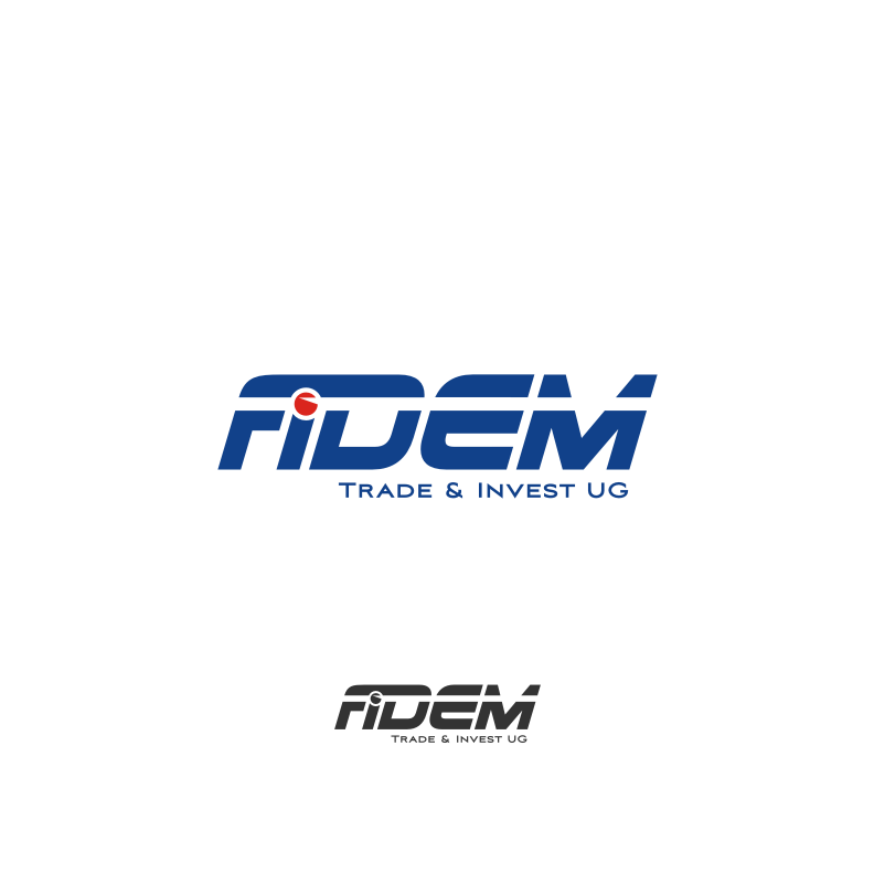 Logo Design by graphicleaf - Entry No. 683 in the Logo Design Contest Professional Logo Design for FIDEM Trade & Invest UG.