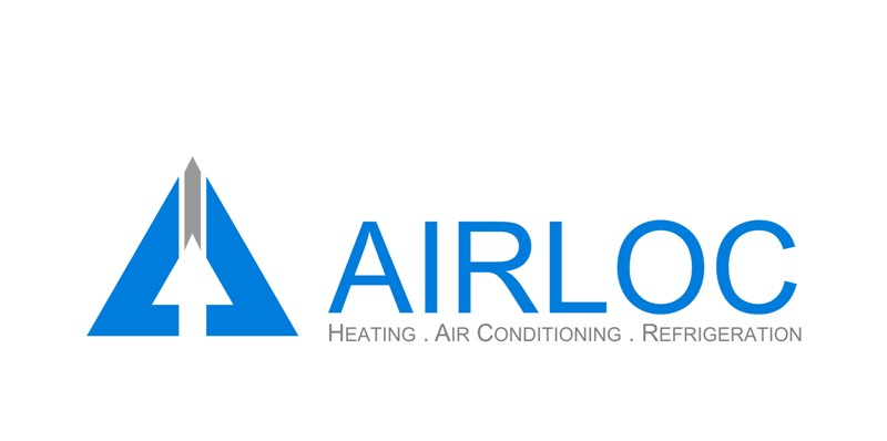 Logo Design by Crispin Jr Vasquez - Entry No. 49 in the Logo Design Contest Airloc Logo Design.