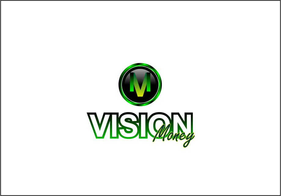 Logo Design by Agus Martoyo - Entry No. 16 in the Logo Design Contest Captivating Logo Design for VISION MONEY.