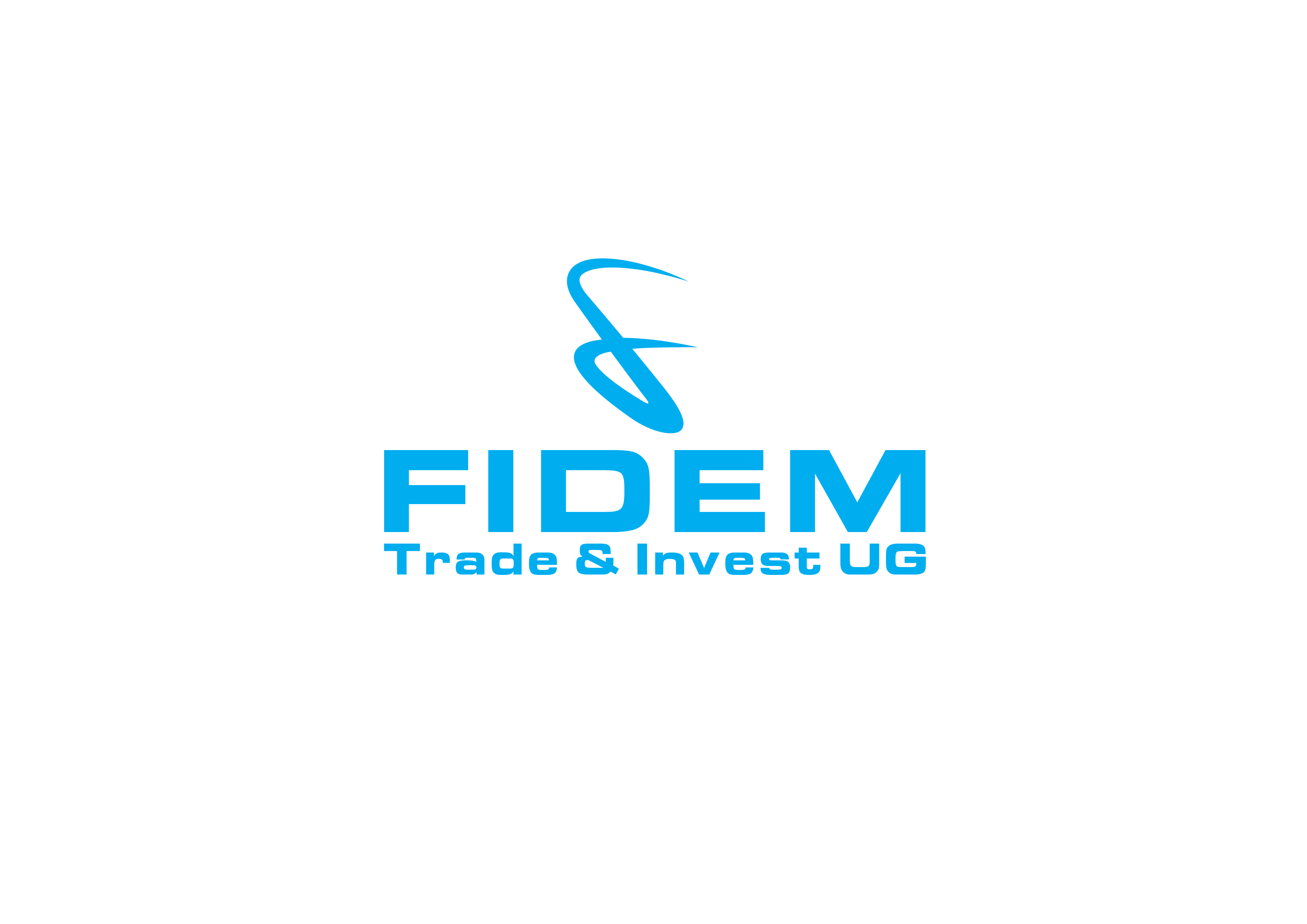 Logo Design by 3draw - Entry No. 689 in the Logo Design Contest Professional Logo Design for FIDEM Trade & Invest UG.