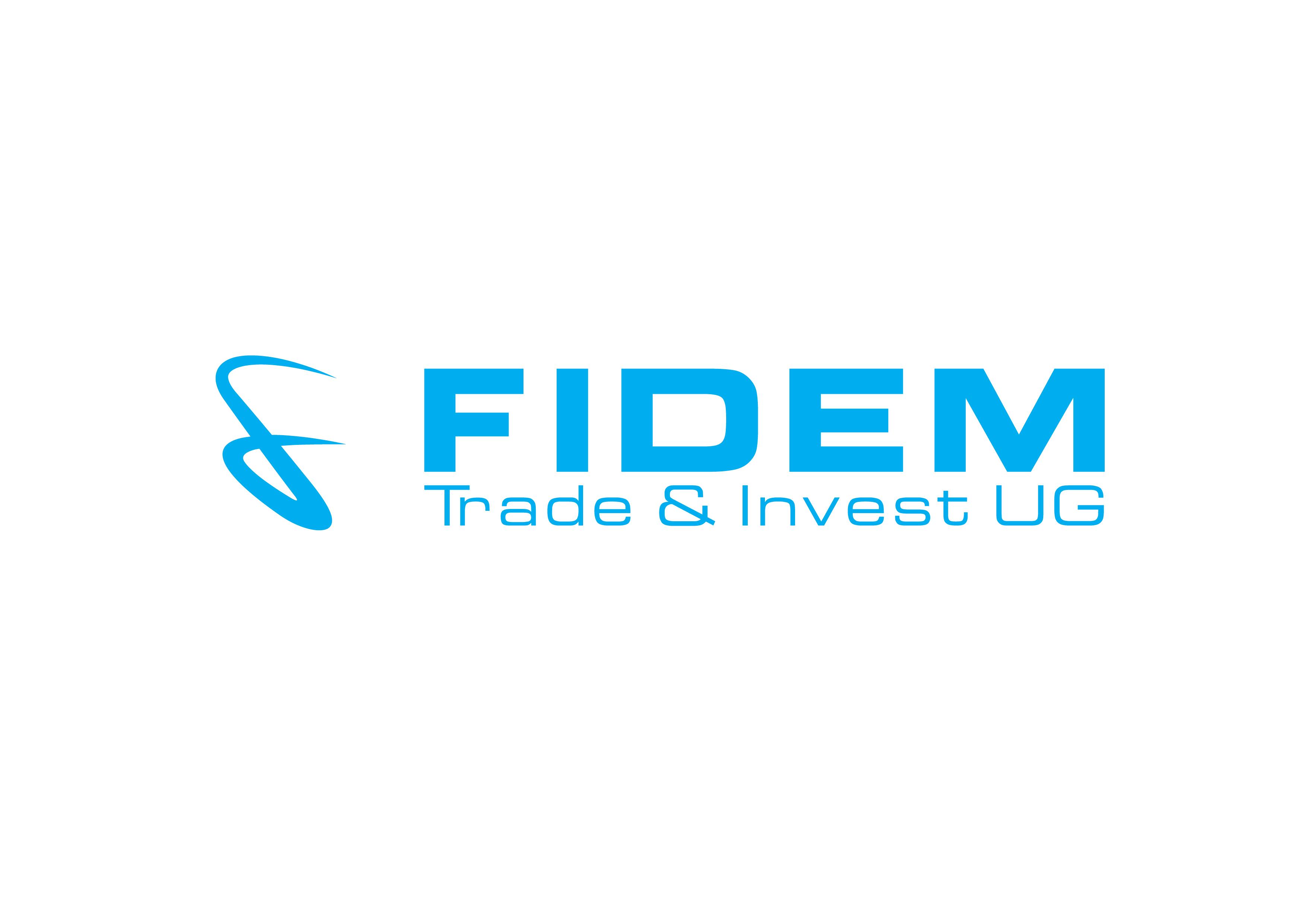 Logo Design by 3draw - Entry No. 691 in the Logo Design Contest Professional Logo Design for FIDEM Trade & Invest UG.