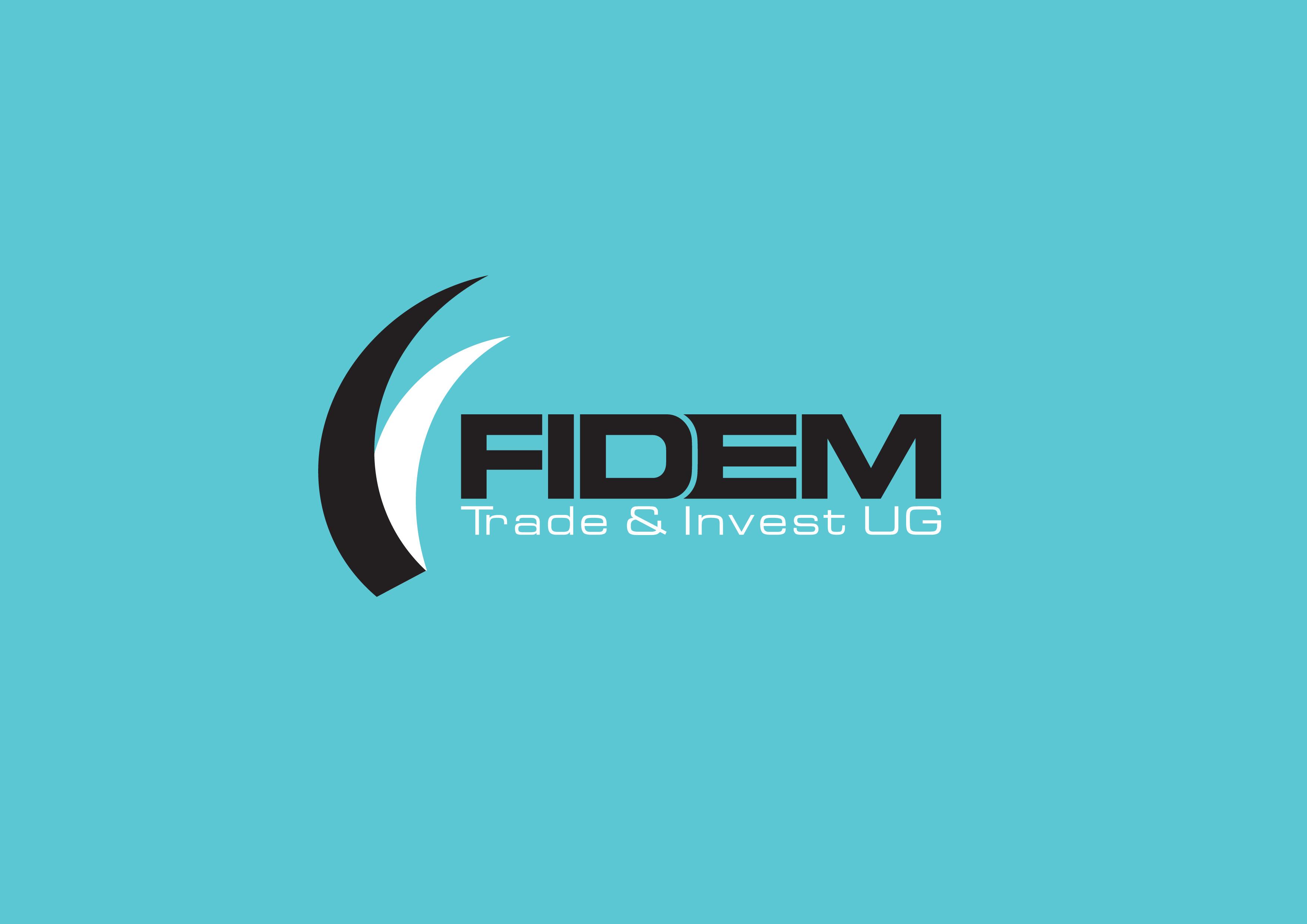 Logo Design by 3draw - Entry No. 694 in the Logo Design Contest Professional Logo Design for FIDEM Trade & Invest UG.