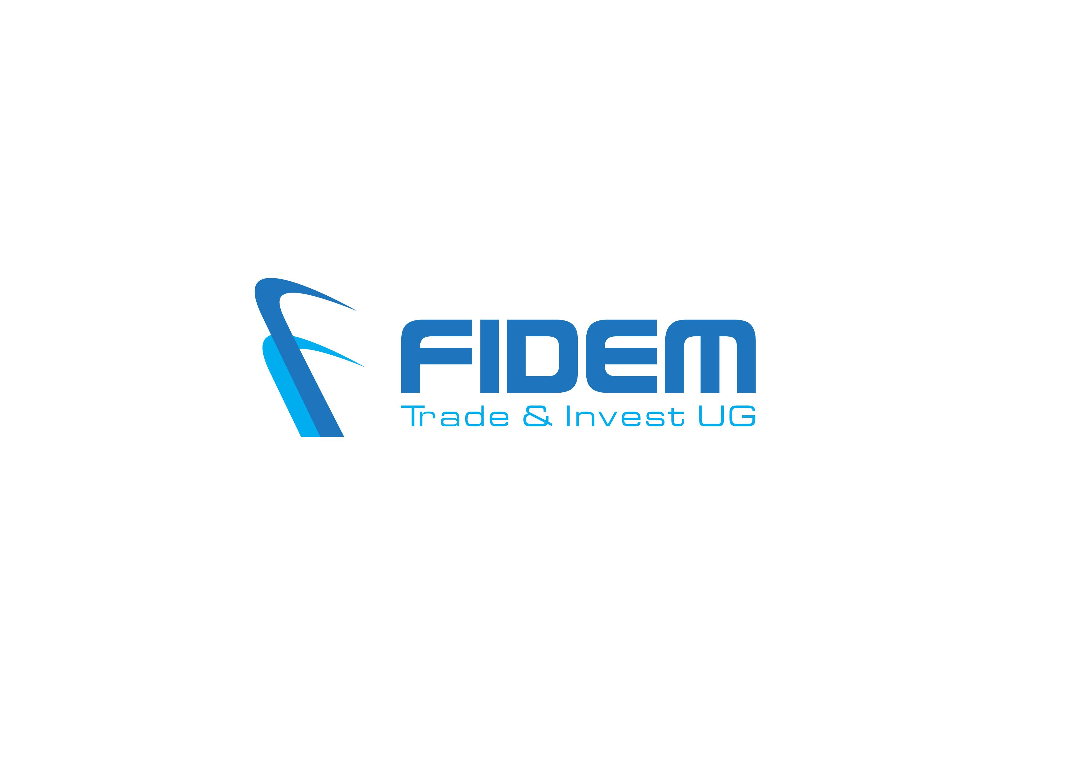 Logo Design by 3draw - Entry No. 702 in the Logo Design Contest Professional Logo Design for FIDEM Trade & Invest UG.