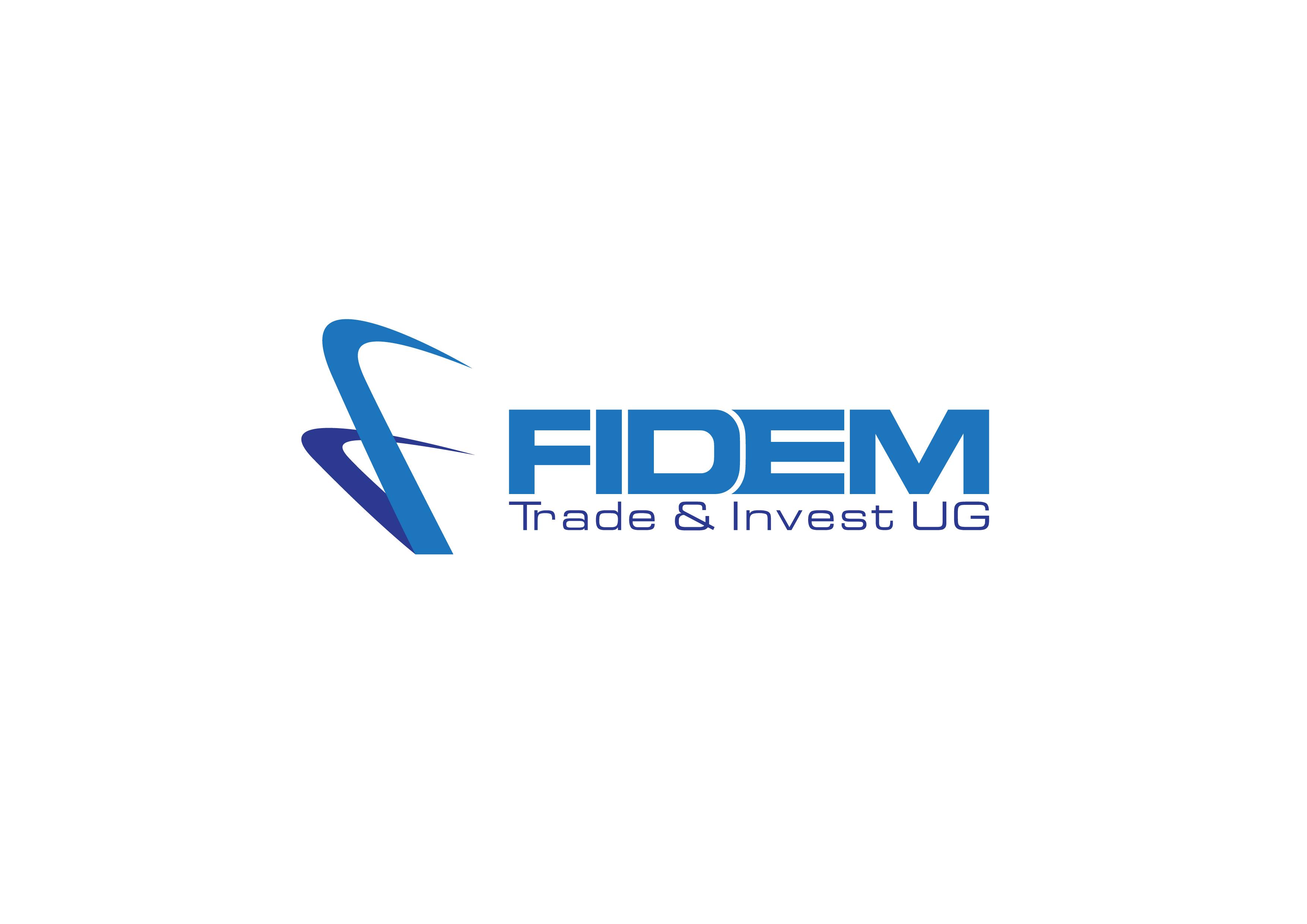 Logo Design by 3draw - Entry No. 704 in the Logo Design Contest Professional Logo Design for FIDEM Trade & Invest UG.