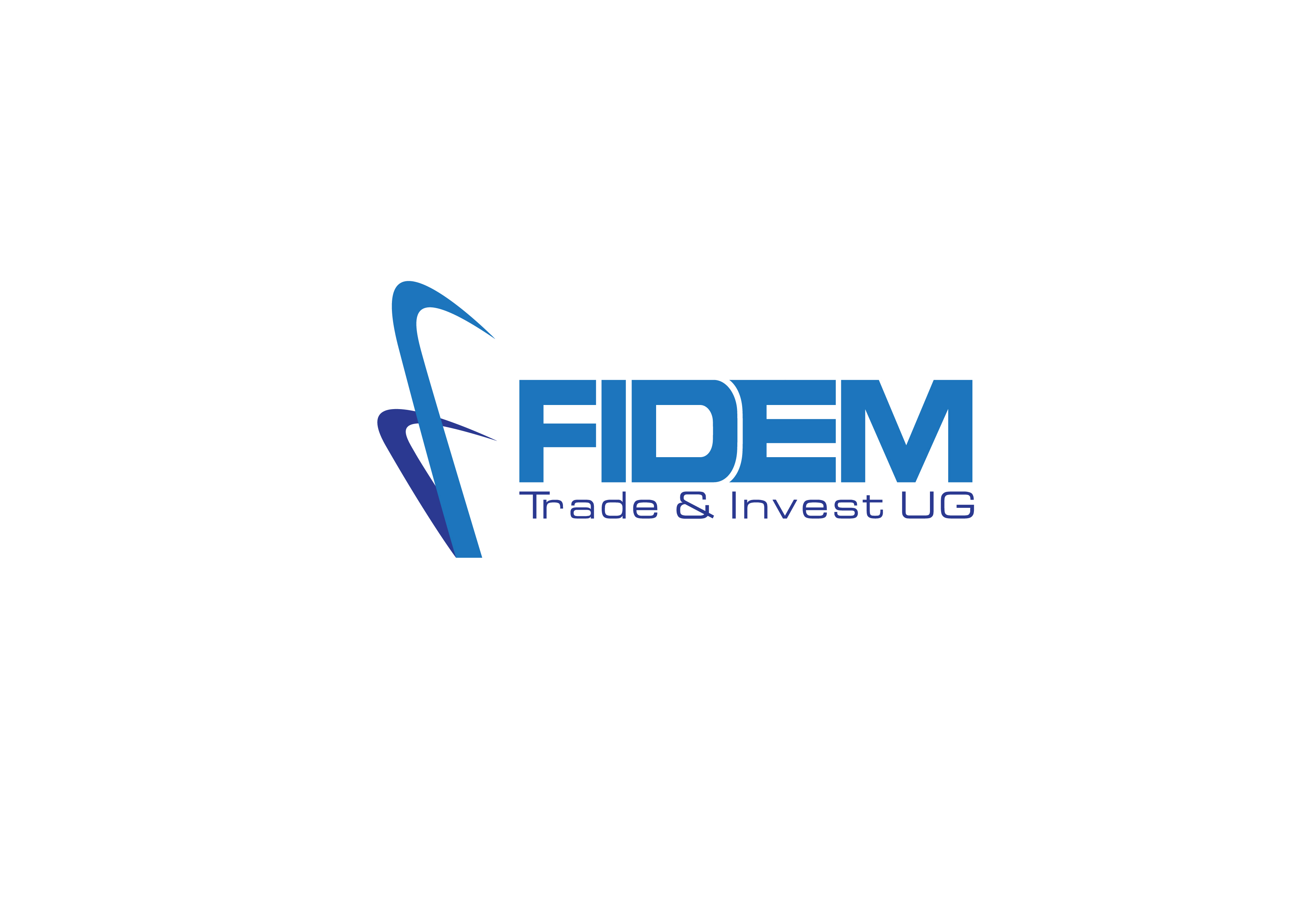 Logo Design by 3draw - Entry No. 706 in the Logo Design Contest Professional Logo Design for FIDEM Trade & Invest UG.