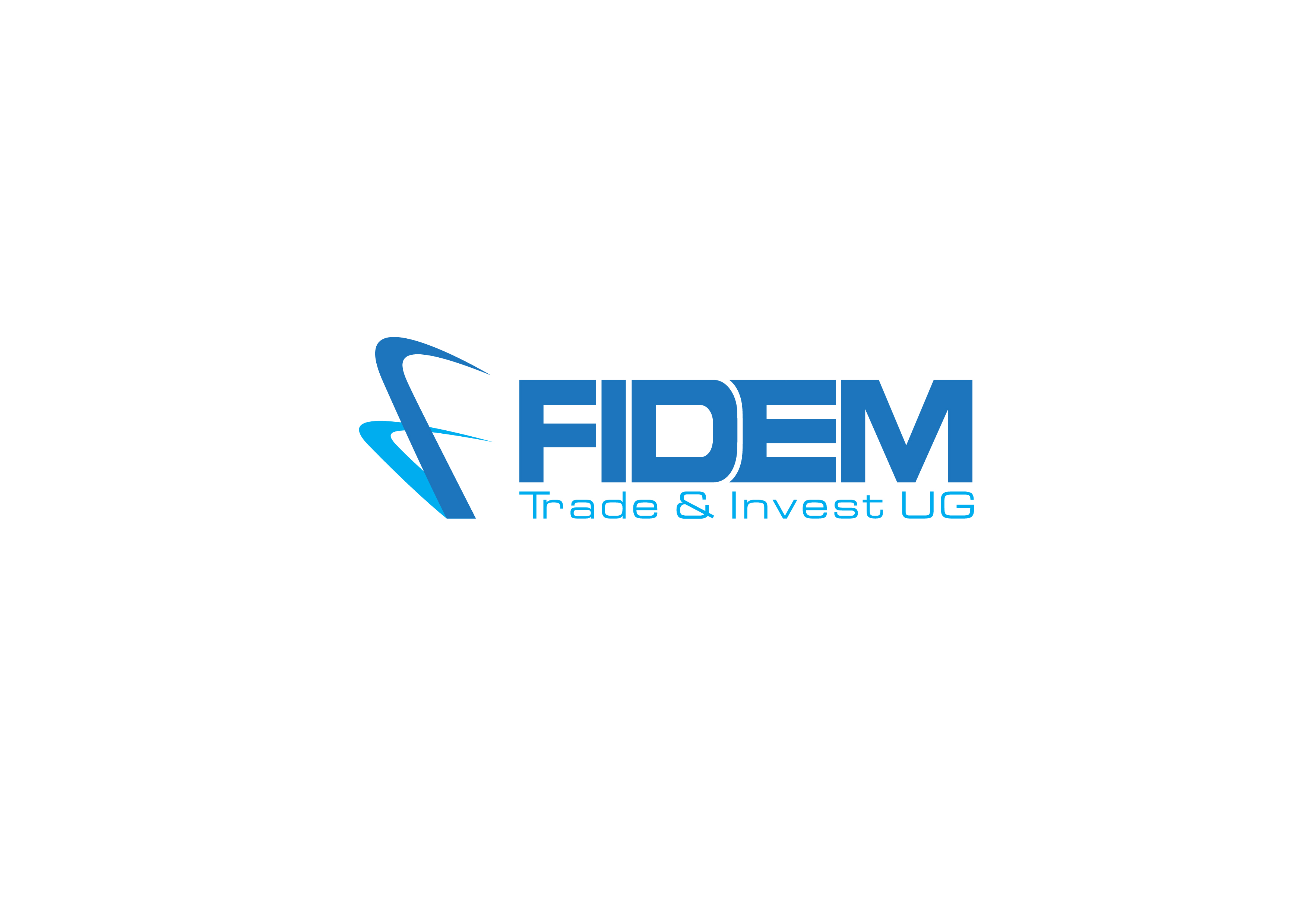 Logo Design by 3draw - Entry No. 707 in the Logo Design Contest Professional Logo Design for FIDEM Trade & Invest UG.