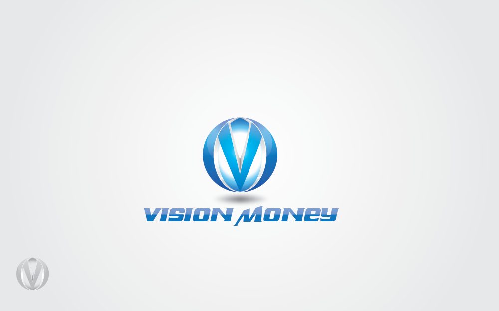 Logo Design by Private User - Entry No. 18 in the Logo Design Contest Captivating Logo Design for VISION MONEY.