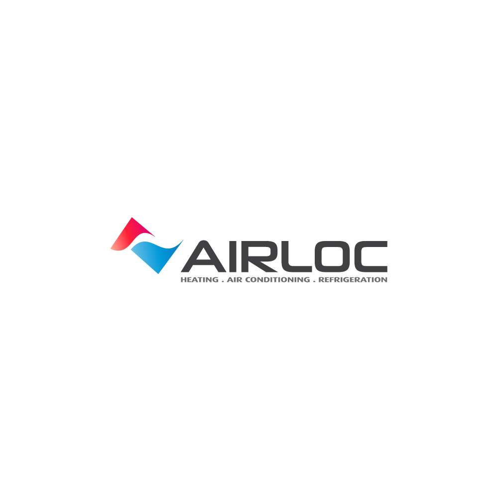 Logo Design by danelav - Entry No. 62 in the Logo Design Contest Airloc Logo Design.