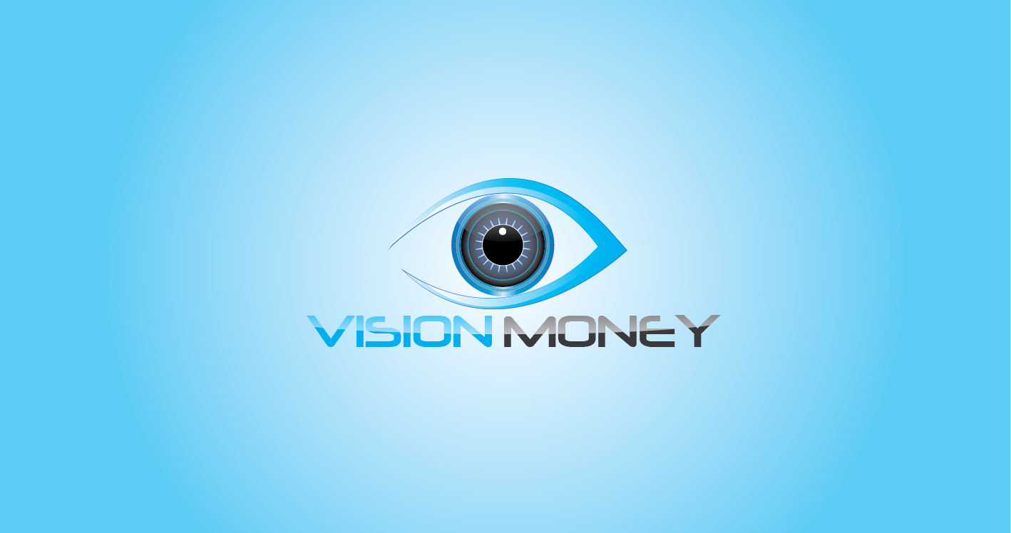 Logo Design by Private User - Entry No. 19 in the Logo Design Contest Captivating Logo Design for VISION MONEY.