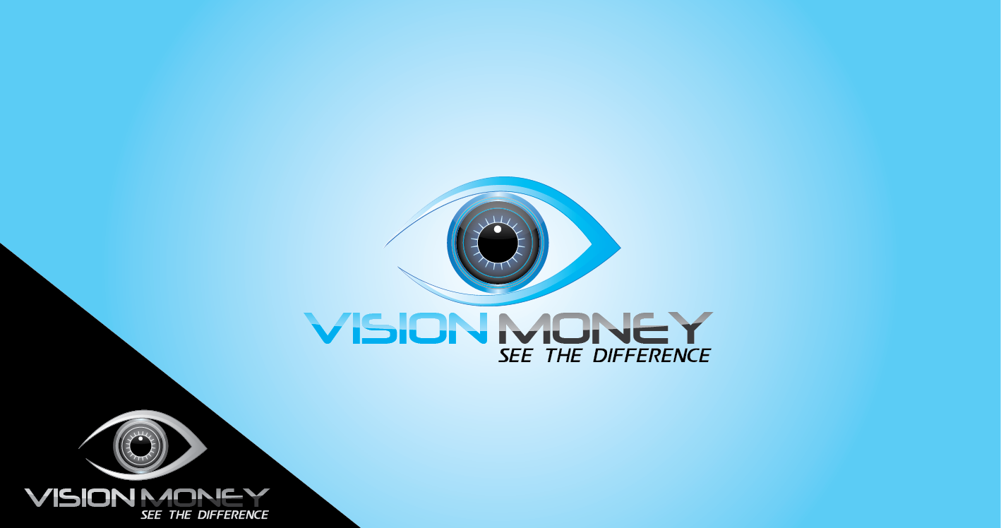 Logo Design by Private User - Entry No. 20 in the Logo Design Contest Captivating Logo Design for VISION MONEY.