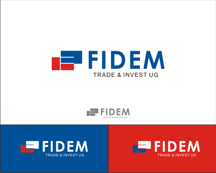 Logo Design by Armada Jamaluddin - Entry No. 736 in the Logo Design Contest Professional Logo Design for FIDEM Trade & Invest UG.