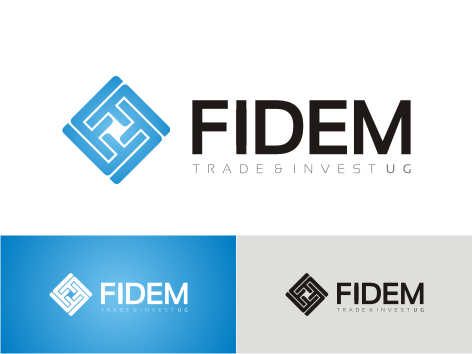 Logo Design by key - Entry No. 753 in the Logo Design Contest Professional Logo Design for FIDEM Trade & Invest UG.
