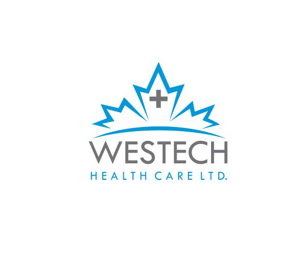 Logo Design by ronny - Entry No. 40 in the Logo Design Contest Creative Logo Design for Westech Health Care Ltd..