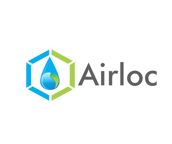 Logo Design by ronny - Entry No. 73 in the Logo Design Contest Airloc Logo Design.