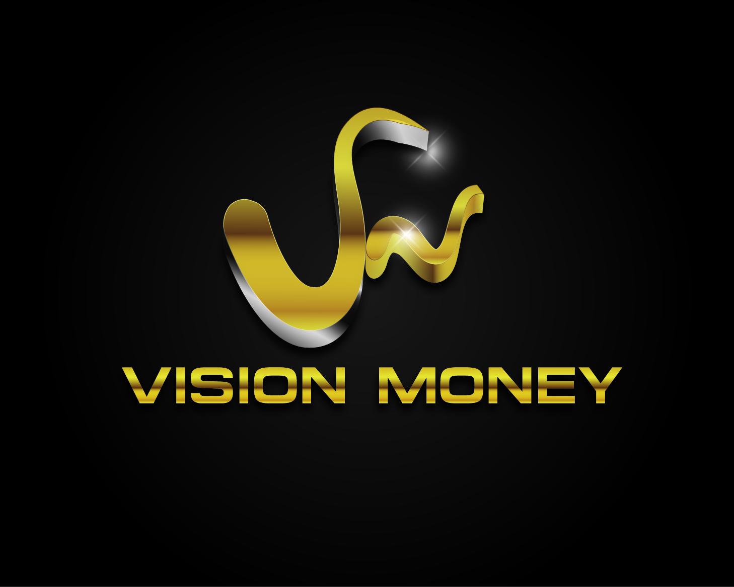 Logo Design by VENTSISLAV KOVACHEV - Entry No. 22 in the Logo Design Contest Captivating Logo Design for VISION MONEY.