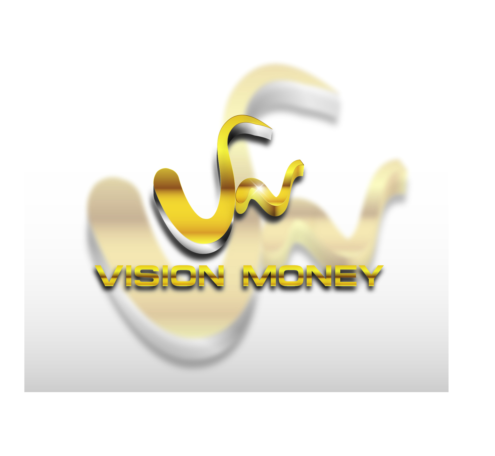 Logo Design by VENTSISLAV KOVACHEV - Entry No. 23 in the Logo Design Contest Captivating Logo Design for VISION MONEY.
