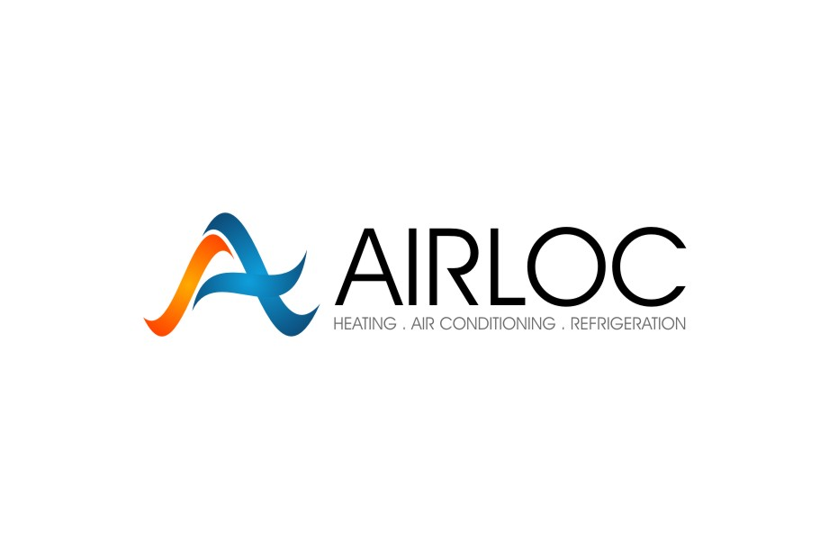 Logo Design by untung - Entry No. 74 in the Logo Design Contest Airloc Logo Design.