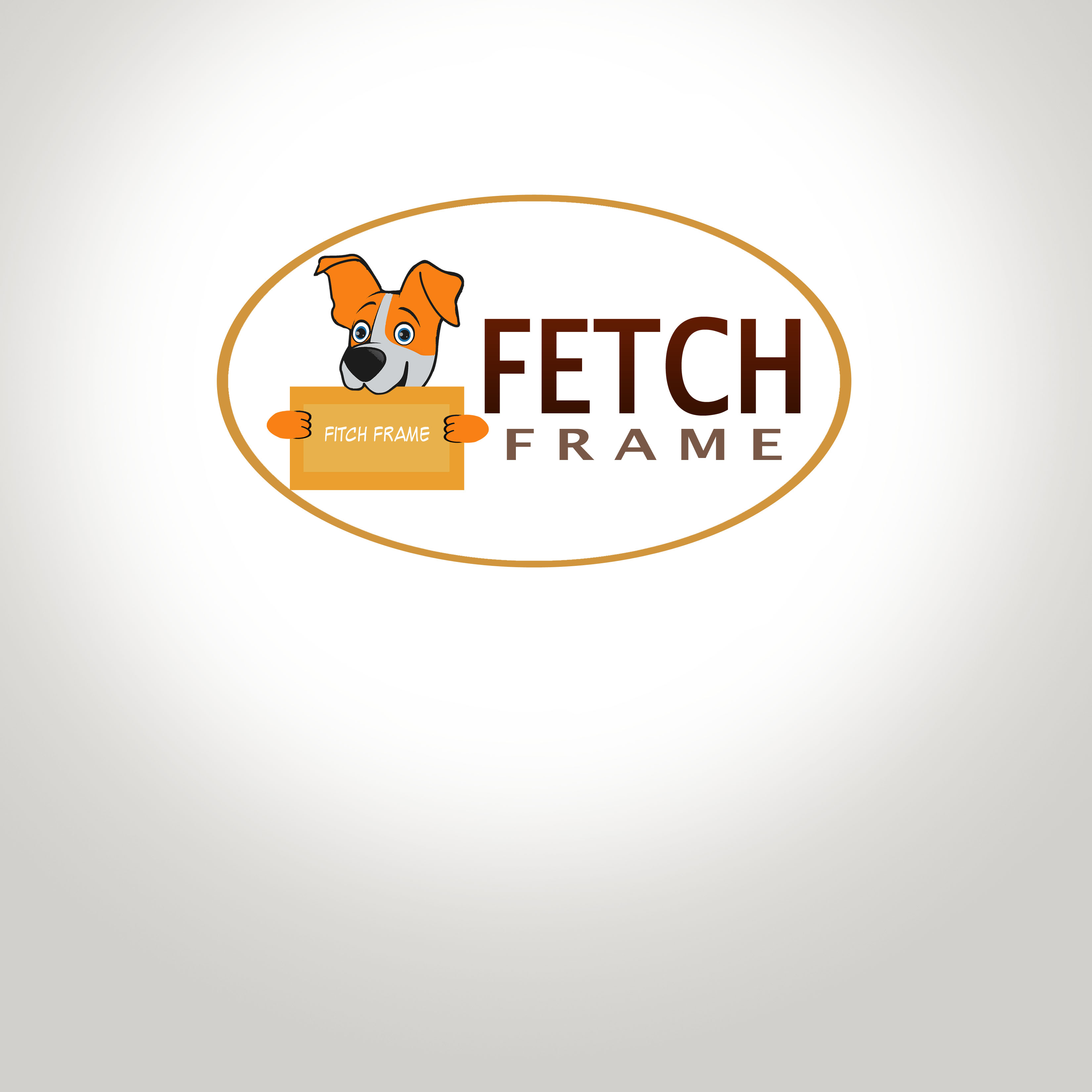 Logo Design by Allan Esclamado - Entry No. 5 in the Logo Design Contest New Logo Design for FetchFrame.