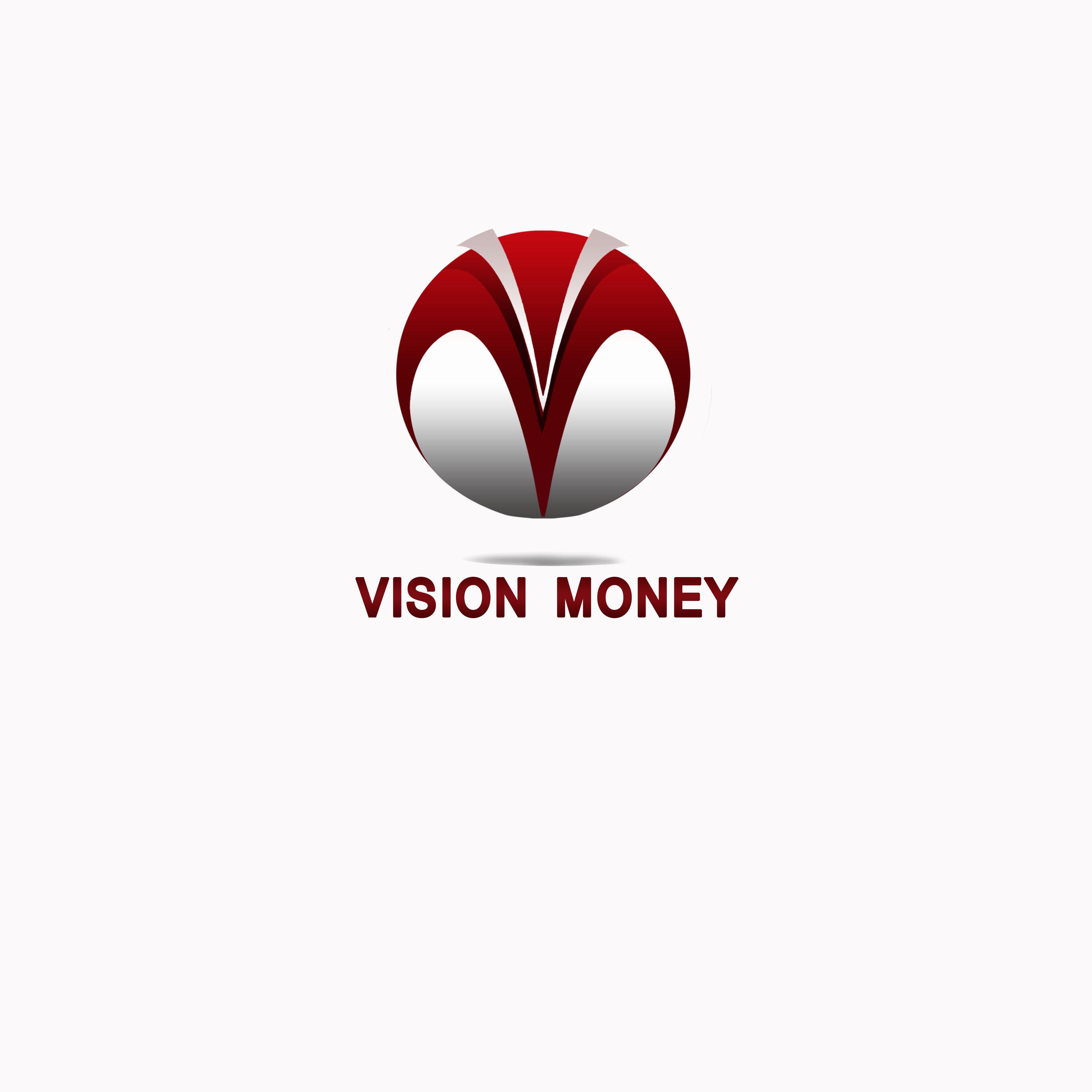 Logo Design by Allan Esclamado - Entry No. 24 in the Logo Design Contest Captivating Logo Design for VISION MONEY.
