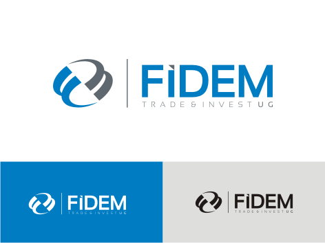 Logo Design by key - Entry No. 757 in the Logo Design Contest Professional Logo Design for FIDEM Trade & Invest UG.