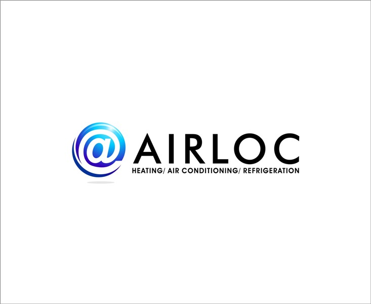 Logo Design by Mhon_Rose - Entry No. 76 in the Logo Design Contest Airloc Logo Design.