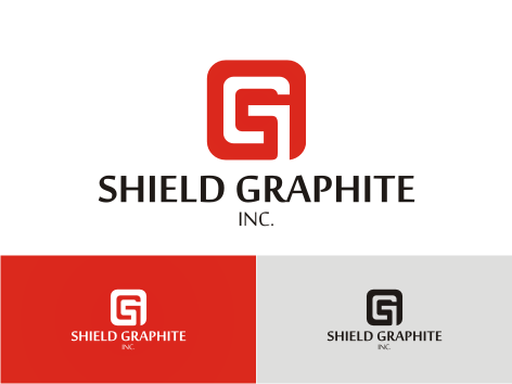 Logo Design by key - Entry No. 128 in the Logo Design Contest Imaginative Logo Design for Shield Graphite Inc..
