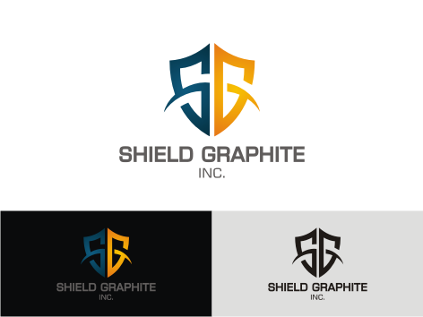 Logo Design by key - Entry No. 129 in the Logo Design Contest Imaginative Logo Design for Shield Graphite Inc..