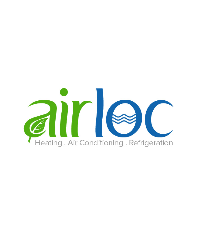 Logo Design by Indika Kiriella - Entry No. 78 in the Logo Design Contest Airloc Logo Design.