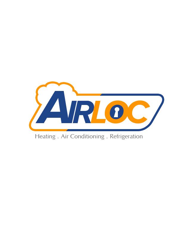 Logo Design by Indika Kiriella - Entry No. 80 in the Logo Design Contest Airloc Logo Design.