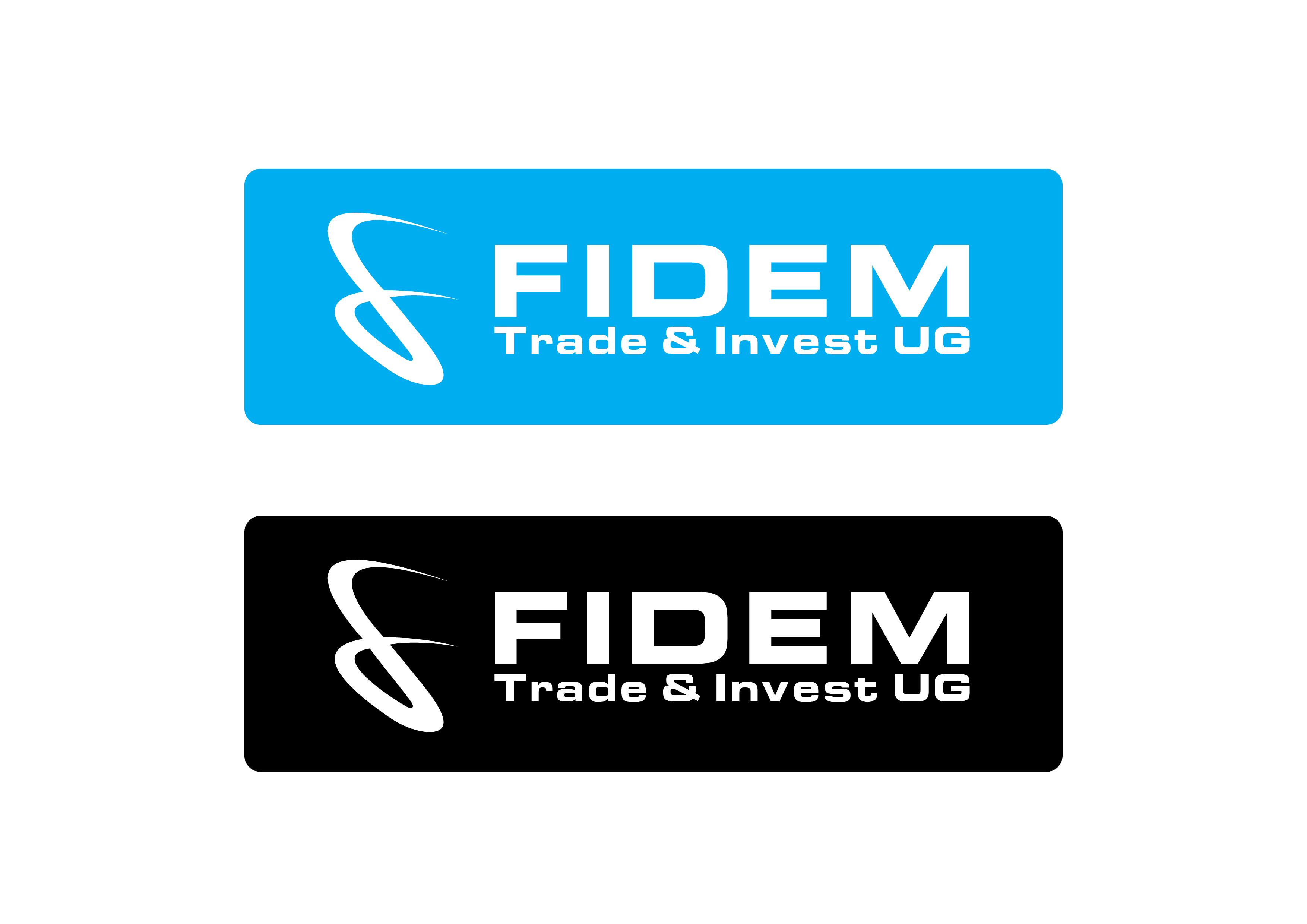 Logo Design by 3draw - Entry No. 763 in the Logo Design Contest Professional Logo Design for FIDEM Trade & Invest UG.