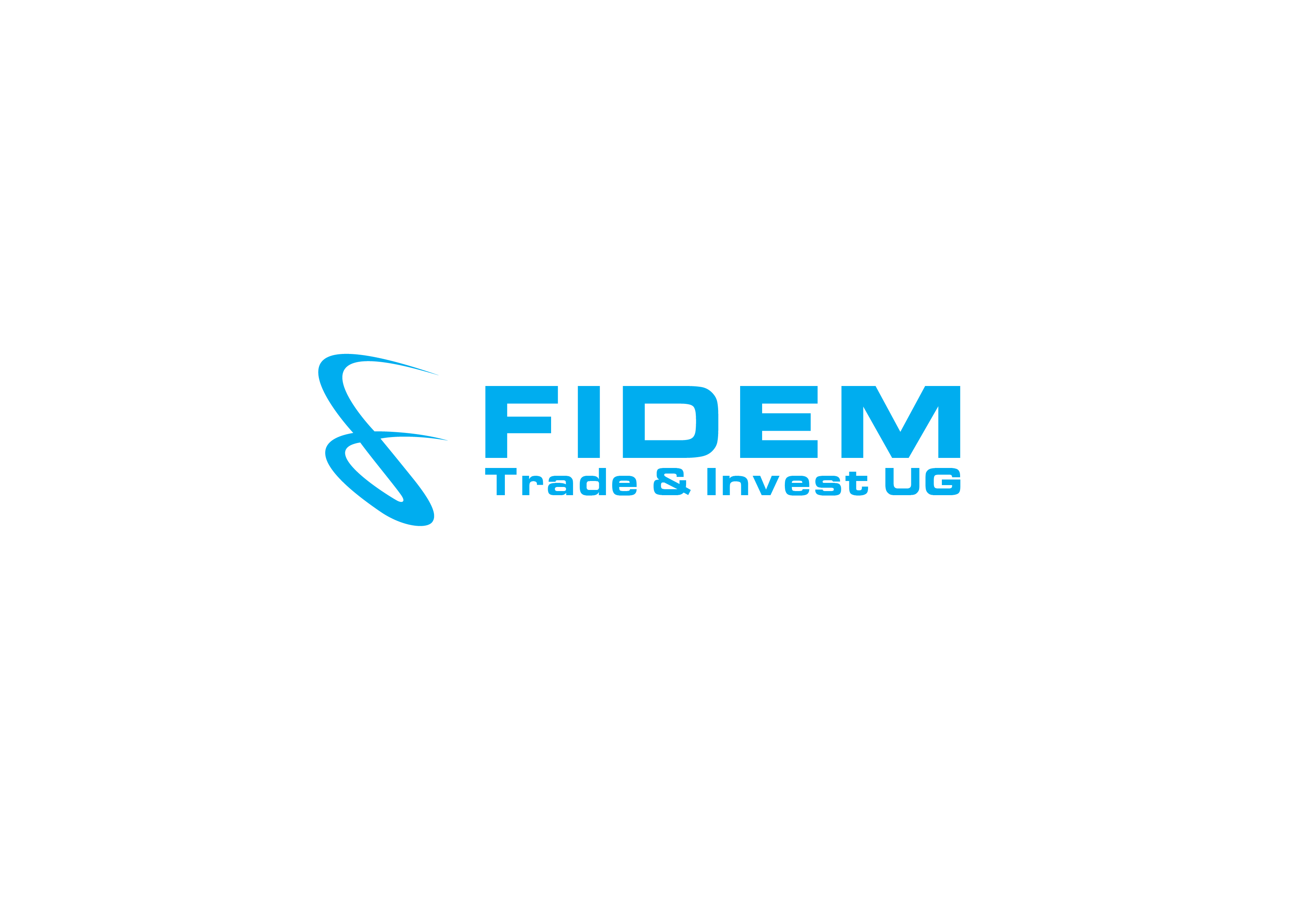 Logo Design by 3draw - Entry No. 765 in the Logo Design Contest Professional Logo Design for FIDEM Trade & Invest UG.
