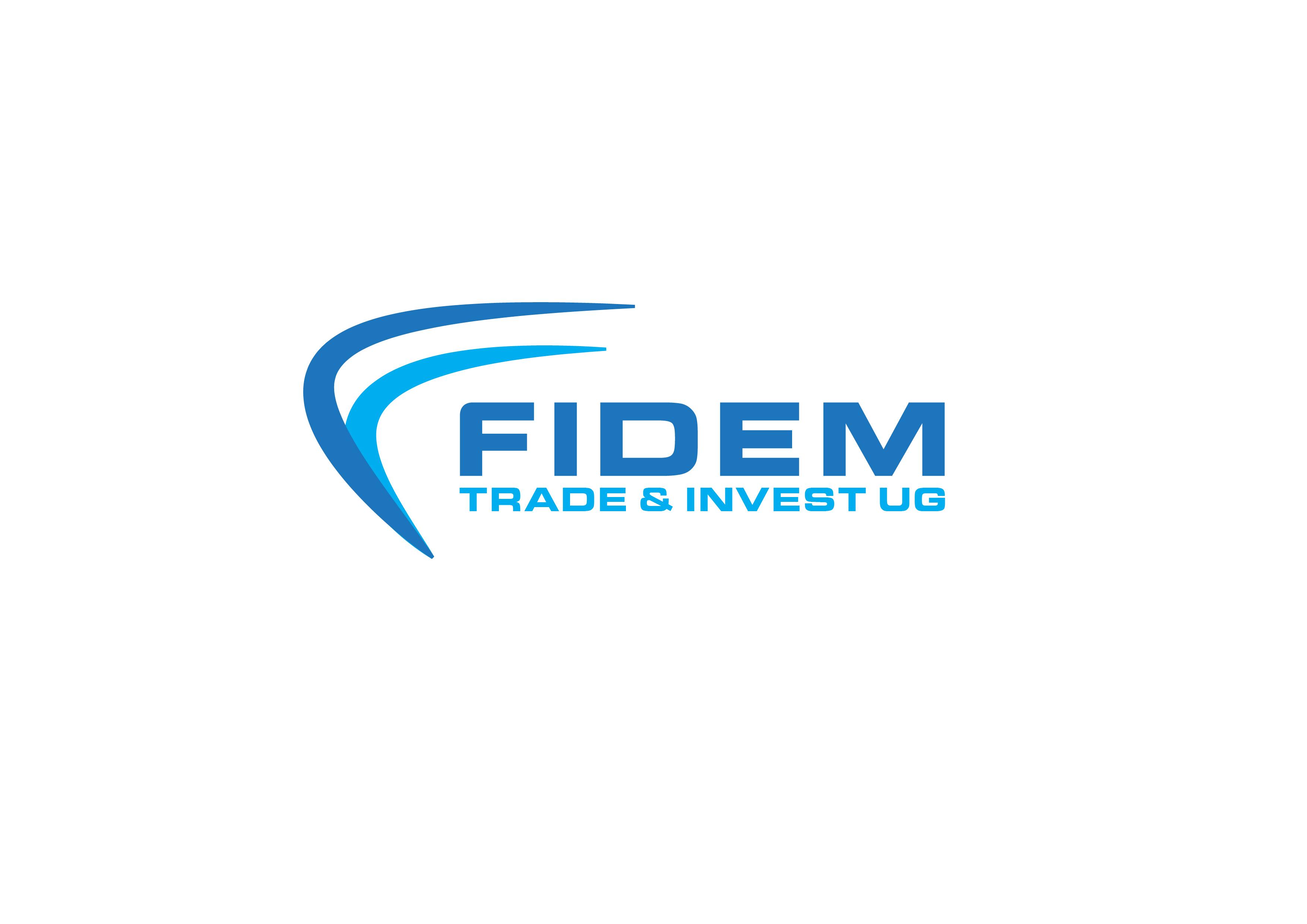 Logo Design by 3draw - Entry No. 770 in the Logo Design Contest Professional Logo Design for FIDEM Trade & Invest UG.