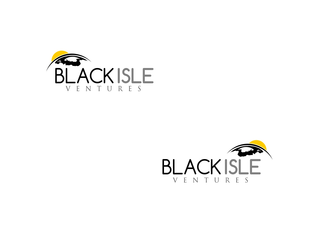 Logo Design by Chris Frederickson - Entry No. 4 in the Logo Design Contest Creative Logo Design for Black Isle Ventures.