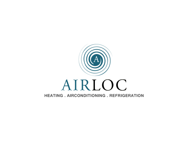 Logo Design by Kyaw Min Khaing - Entry No. 84 in the Logo Design Contest Airloc Logo Design.