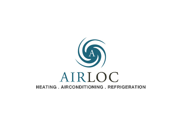 Logo Design by Kyaw Min Khaing - Entry No. 85 in the Logo Design Contest Airloc Logo Design.