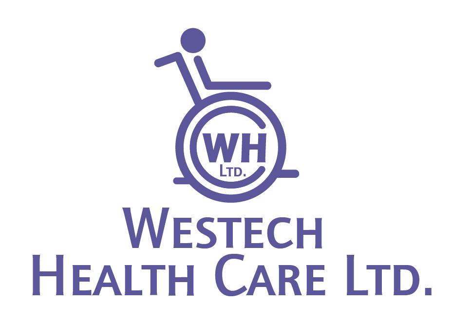 Logo Design by Michael Jason Elardo - Entry No. 45 in the Logo Design Contest Creative Logo Design for Westech Health Care Ltd..