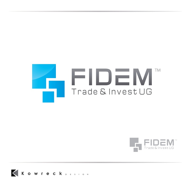 Logo Design by kowreck - Entry No. 789 in the Logo Design Contest Professional Logo Design for FIDEM Trade & Invest UG.