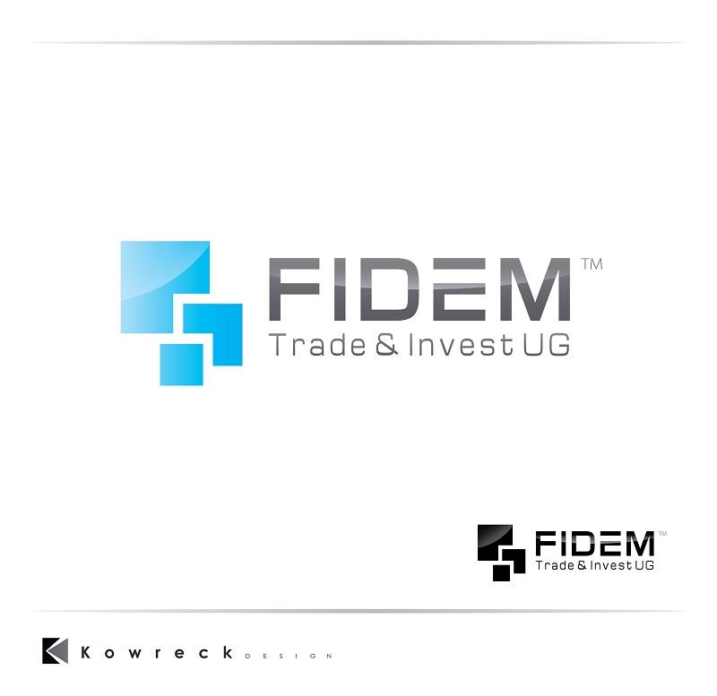 Logo Design by kowreck - Entry No. 791 in the Logo Design Contest Professional Logo Design for FIDEM Trade & Invest UG.