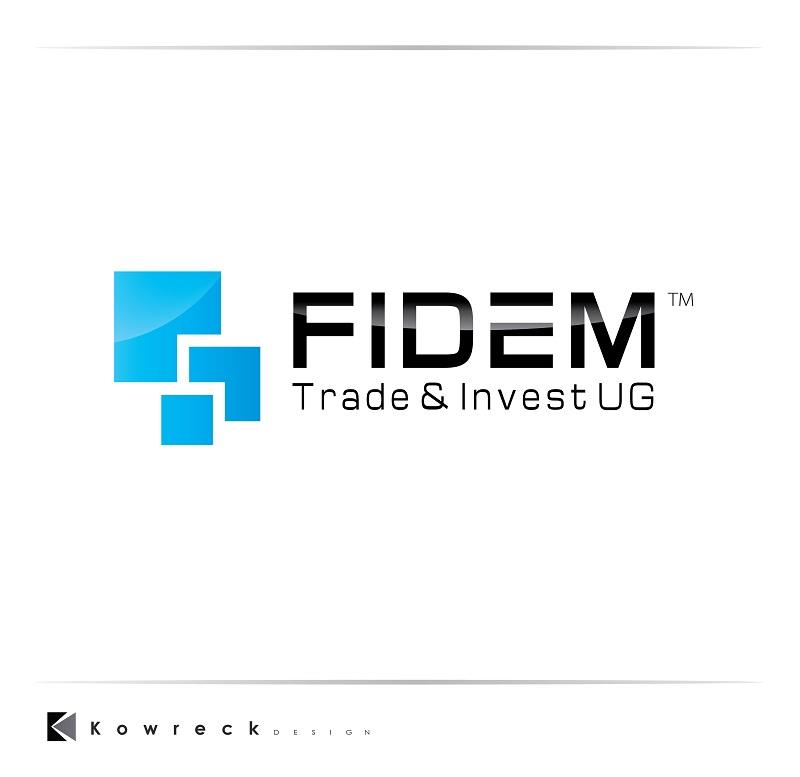 Logo Design by kowreck - Entry No. 792 in the Logo Design Contest Professional Logo Design for FIDEM Trade & Invest UG.